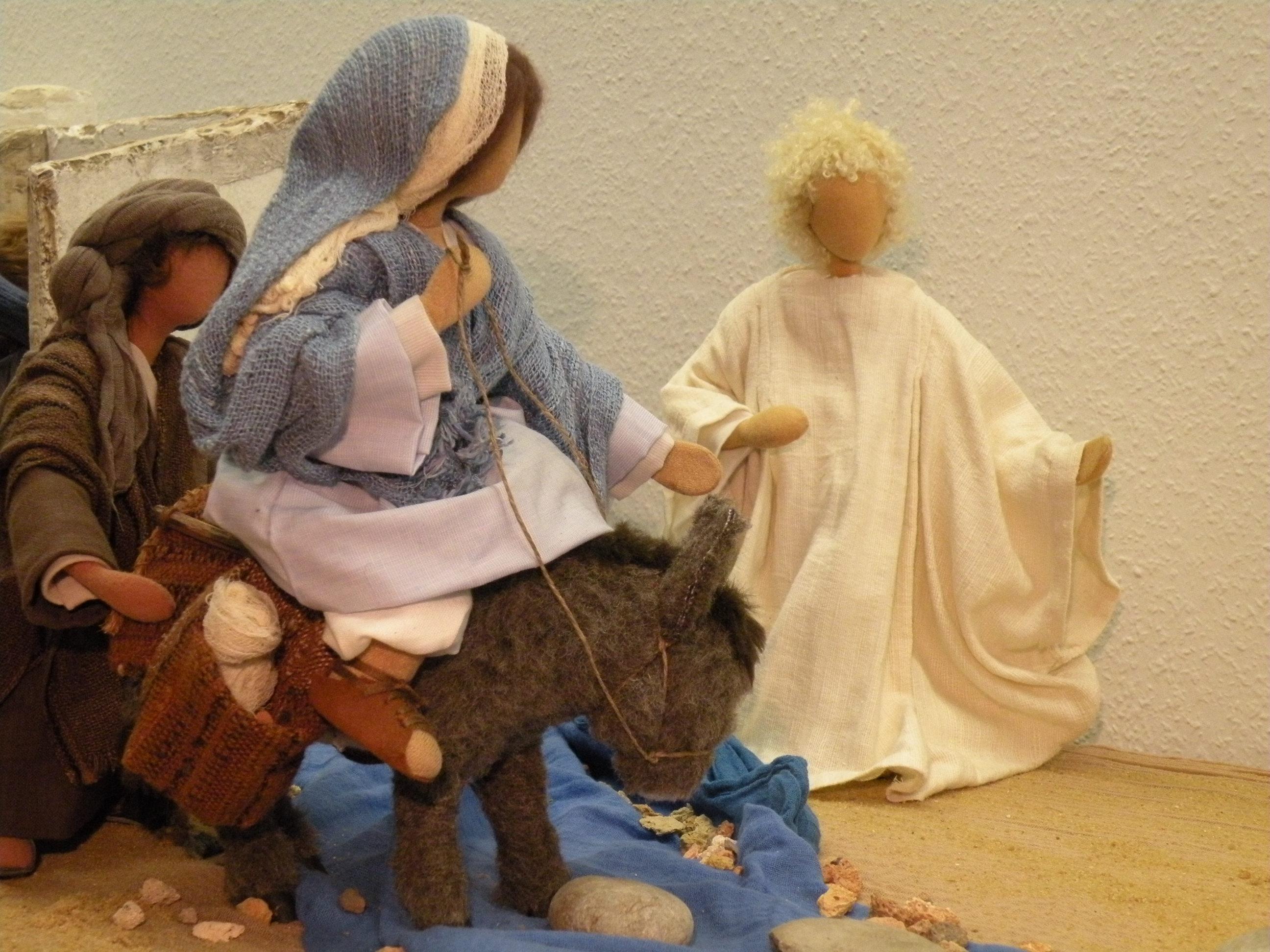 8 Auf dem Weg nach Bethlehem