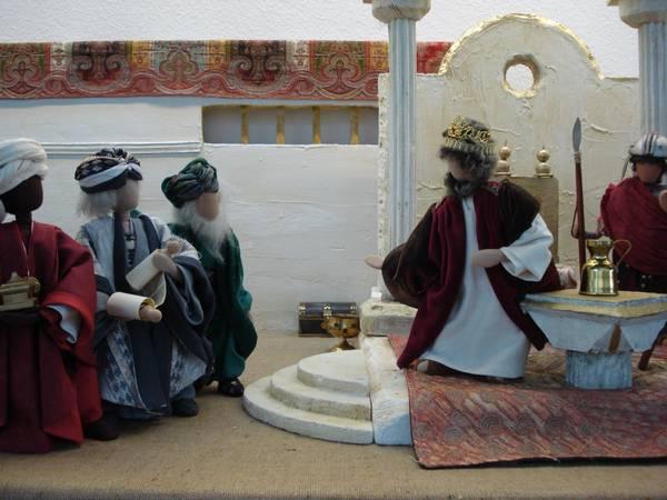 3 Könige bei Herodes