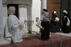 Verheissung der Geburt des Johannes an Zacharias