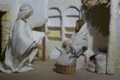 Engel Gabriel kündigt die Geburt Jesu an